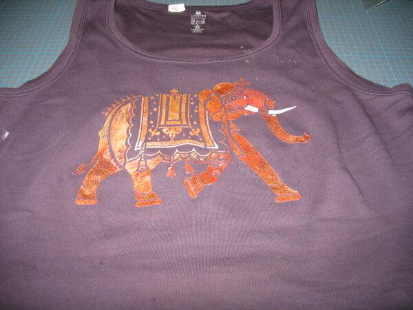 Der Elephant im Porzellanladen, oder Versuch Nr. 3