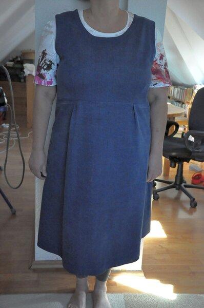 Kleid Stitch Details, Ottobre 5/12