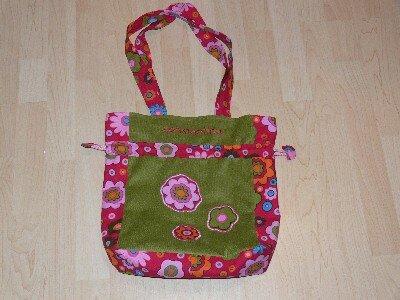 KiGa-Tasche von hinten