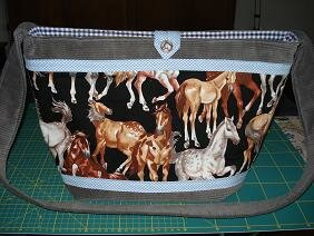 Pferde-Tasche