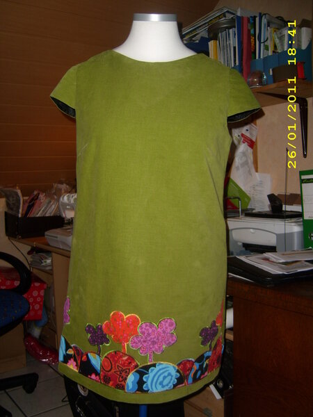 Mini-Kleid / Tunika Gr.42