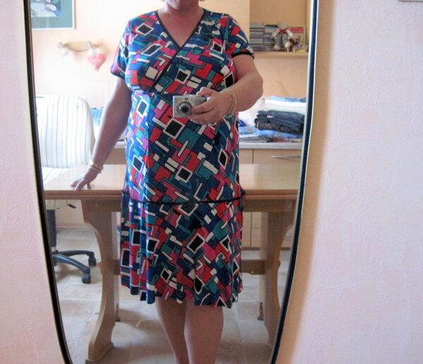 Kleid aus Diana 35/Mod. 44R in Größe 46/48