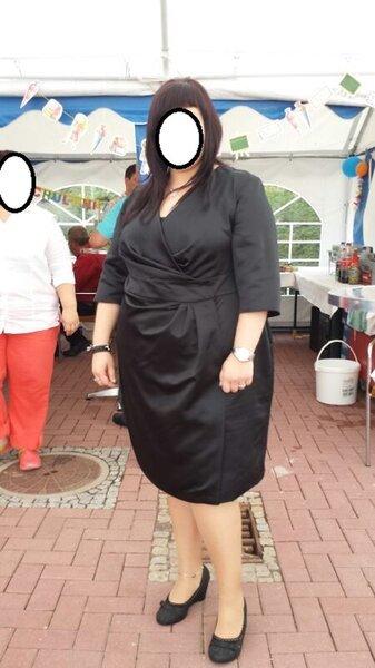 Kleid 134A aus Burda 12/2011