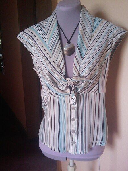 Bluse aus BuMo