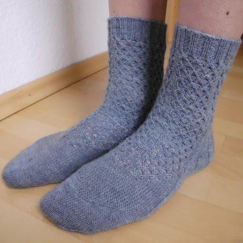 Korb-Socken