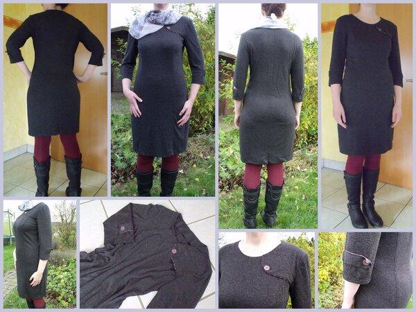 Trench-Kleid aus der La Maison Victor