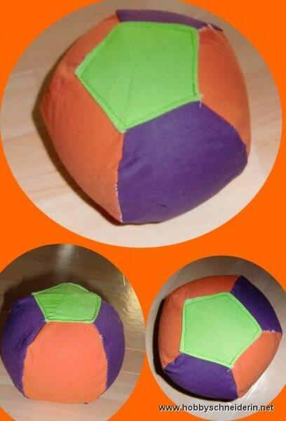 Luftballon-Hülle