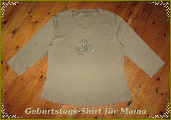 T-Shirt für meine Mutter...