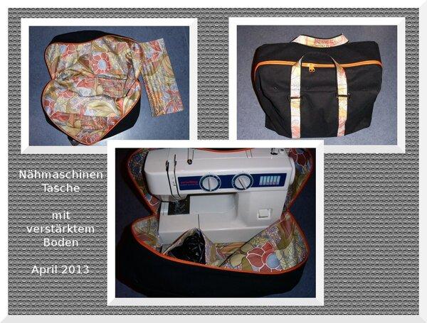 Nähmaschinen Verstau Tasche