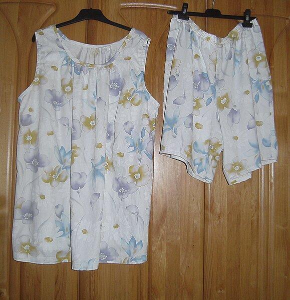 Software + Recycling - Schlafanzug für heiße Nächte