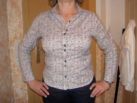 Ottobre Woman Bluse Nr.5