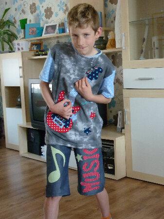 coole mucke shirt ;-))