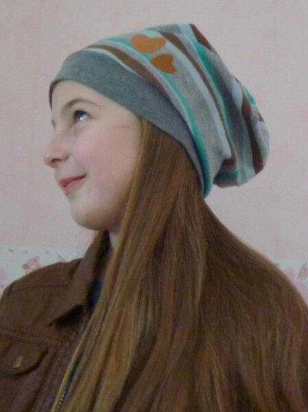 Beanie-Mütze fürs Frühjahr