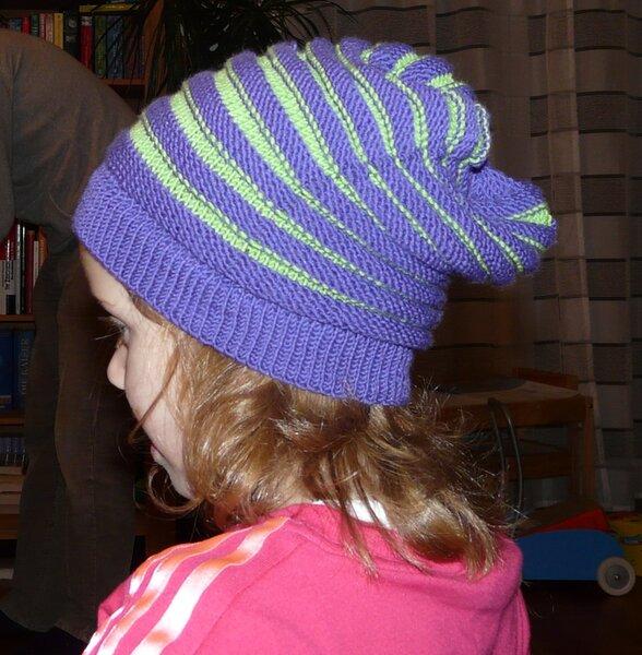 Strickbeanie fürs Kind