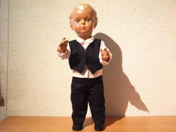 Puppe Hans