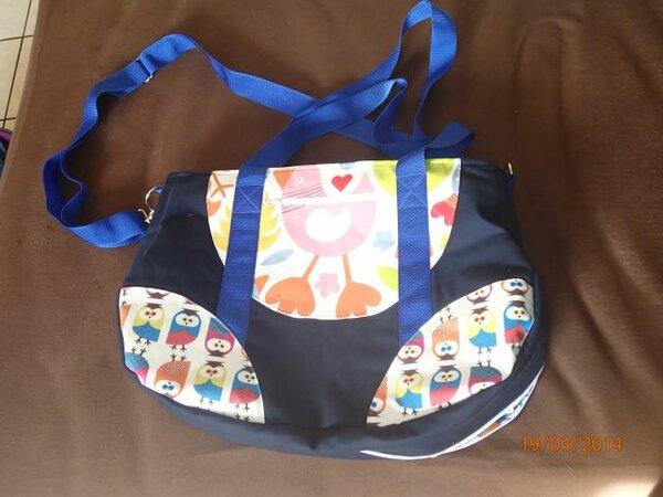 Schnabelina Bag Medium / Vorderseite
