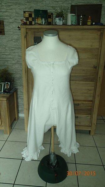 Reformiertes Hemdbeinkleid von 1908
