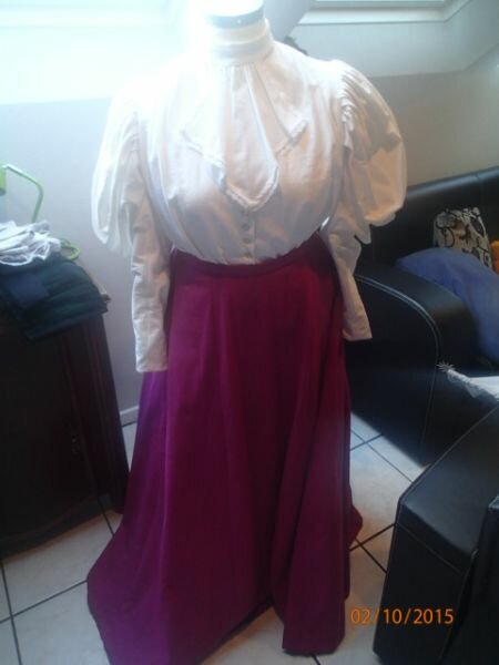 Belle Epoque , Bluse Truly Victorian , TV 141