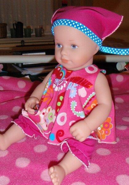 Kleider-Set für die Babymein von Käthe Kruse
