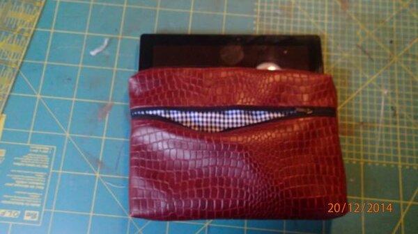 Tasche / Hülle für unser Tablet