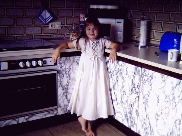 Das Kleid zur Einschulung
