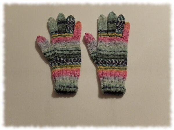 Fingerhandschuhe - Paar Nr 1