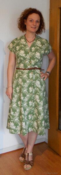 Palmenkleid