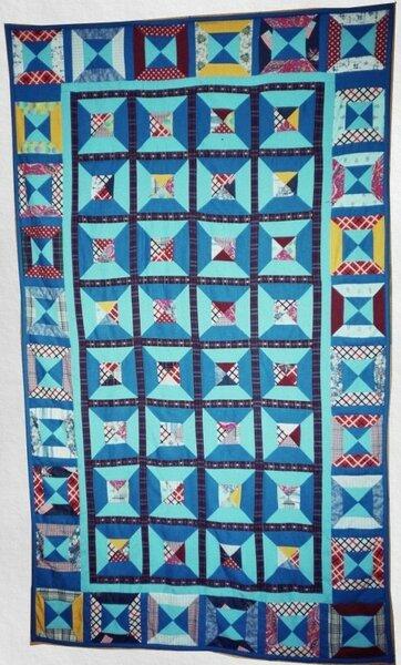 Mein erster Quilt