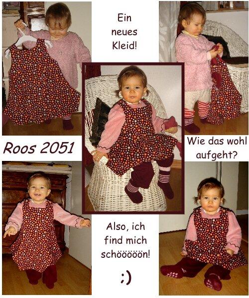 SWAP-Teil 4: Roos 2051 Kleidchen
