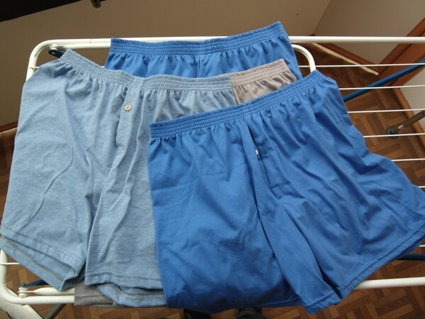 Shorts für ganz Große