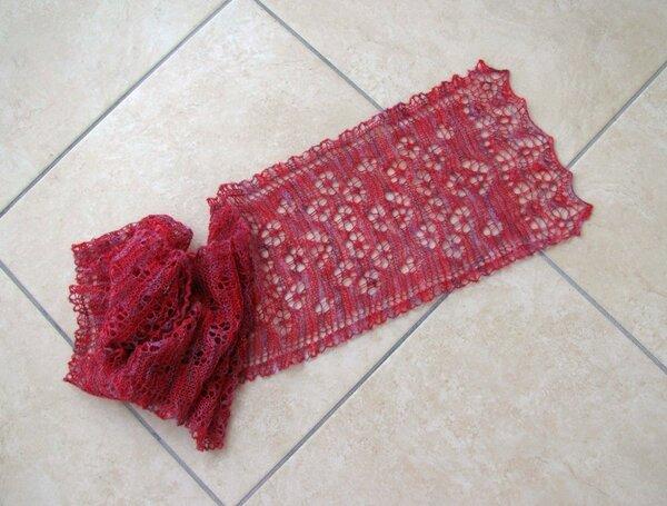 Lace-Schal