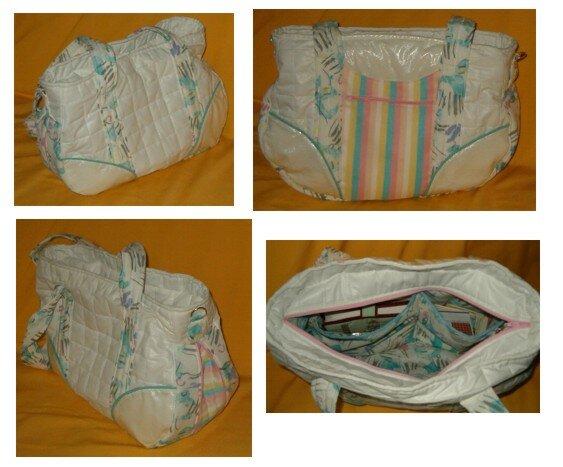 Schnabelina Bag Weiß