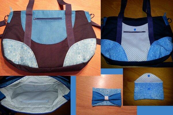 Schnabelina bag Small + Handy-Tasche