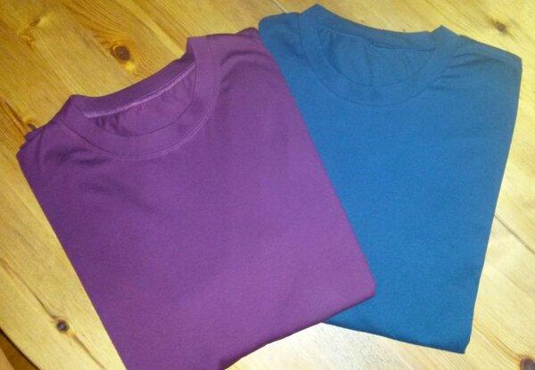 Shirts aus Trigema-Putzlappen