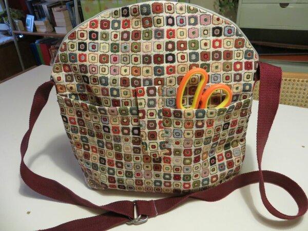 Handtasche für den Sommer
