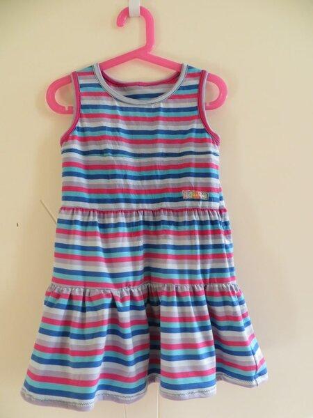 Jersey-Sommerkleidchen