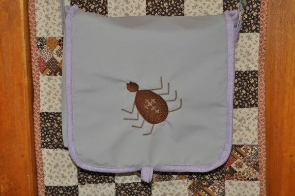 Spiderbag vorne