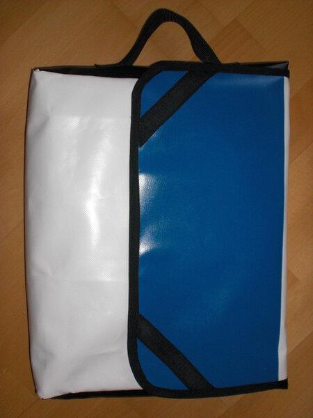 Spieletasche aus Blachen