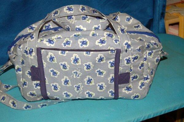 Kindersporttasche für meine Enkelin