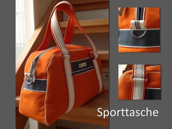 """Sporttasche """"Klein"""" Bella"""