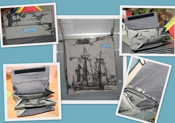 Segelboottasche