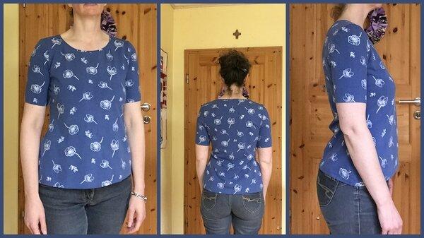 T-Shirt Liv von Pattydoo