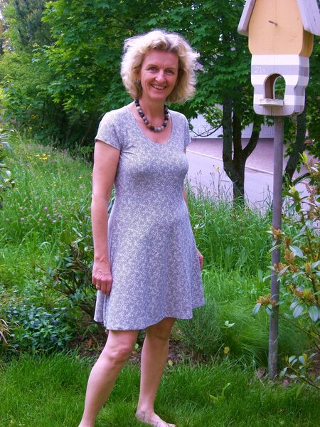 Shirt-Kleid - Ulla variance abgewandelt