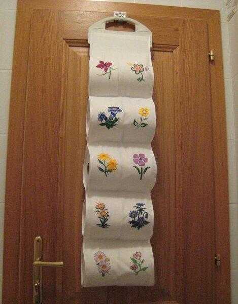 WC-Rollengarage