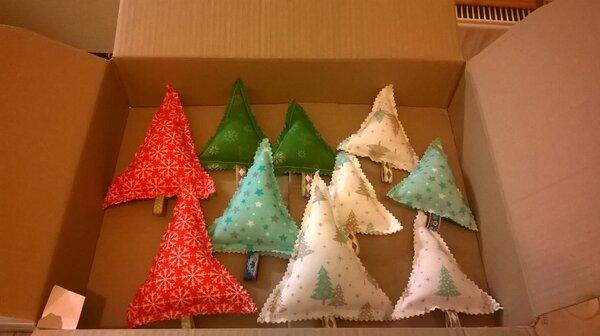 Kleine Weihnachtsgeschenke
