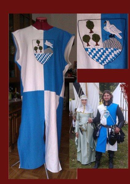 Der Ritter und seine holde Maid