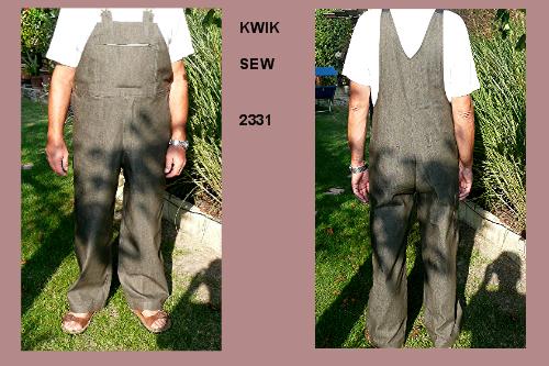 Nochmal Kwik Sew 2331