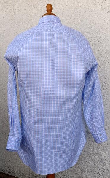 Rücken Hemd Sea Island Cotton 02