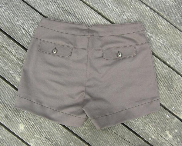 Schnittvision vol.3 k3ho3 Shorts von hinten