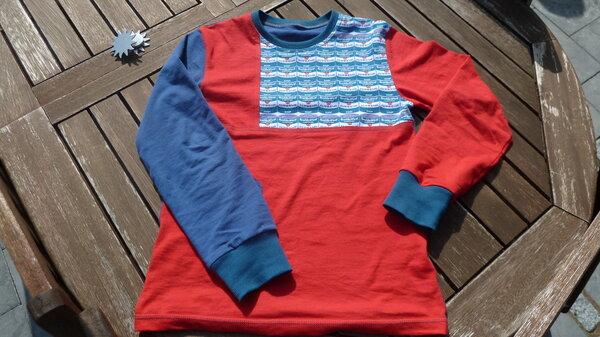 """Shirt für den kleinen """"großen"""""""